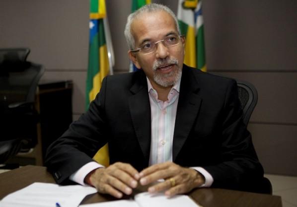 Prefeito Edvaldo Nogueira informa que vai pleitear acesso ao Inquérito Policial sob a responsabilidade da Polícia Civil. (Foto de arquivo: Silvio Rocha)