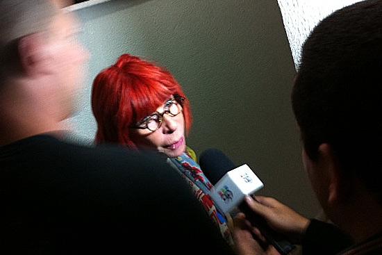 Após show de despedida, Rita Lee diz no Twitter que foi detida em Sergipe; assista