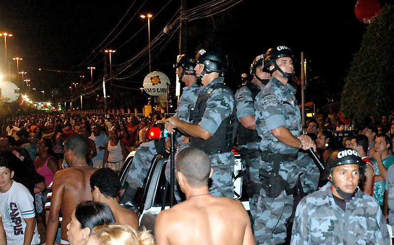 Comando da Polícia Militar garante segurança nos quatro dias do Pré-Caju