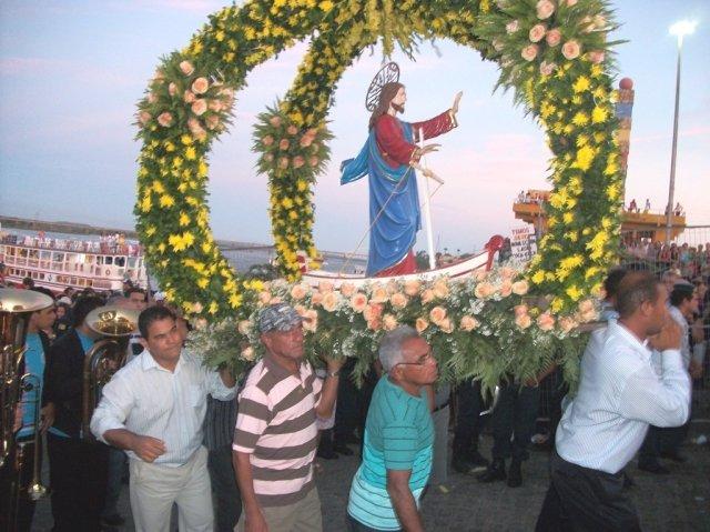 Propriá realiza 25º Encontro Cultural e festa do Bom Jesus dos Navegantes