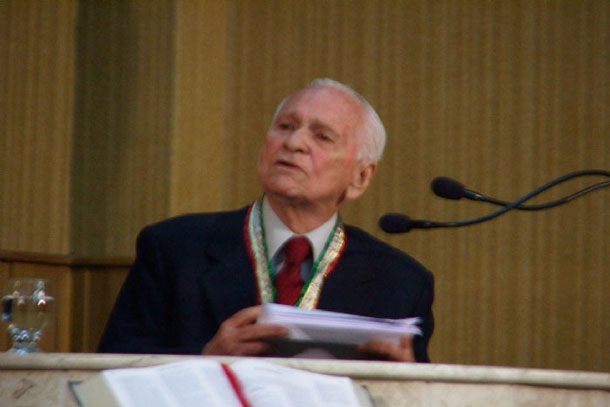 Falece Seixas Dória, ex-governador de Sergipe