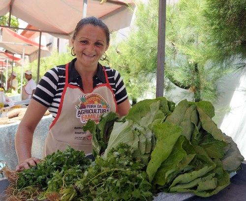 Feira da Agricultura Familiar retorna em 2012 com sucesso de público