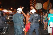 Pré-Caju 2012: SSP reforça policiamento na entrada da avenida Francisco Porto