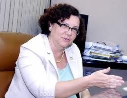 Lúcia Falcón é cotada para ministério de Dilma