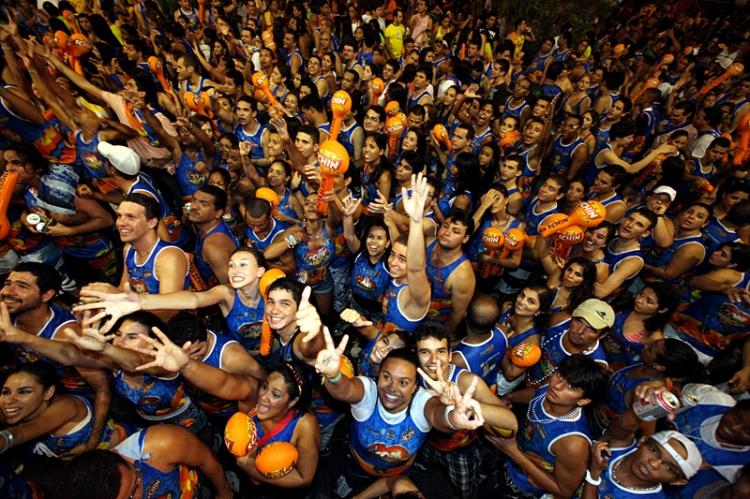 PM apresenta esquema de policiamento para Pré-Caju 2012