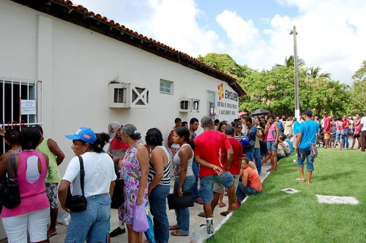 Inscrições para comercialização no Pré-Caju 2012 acontecem nesta quarta-feira