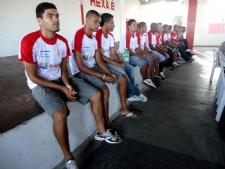 Sergipe anuncia mais sete atletas para o Estadual