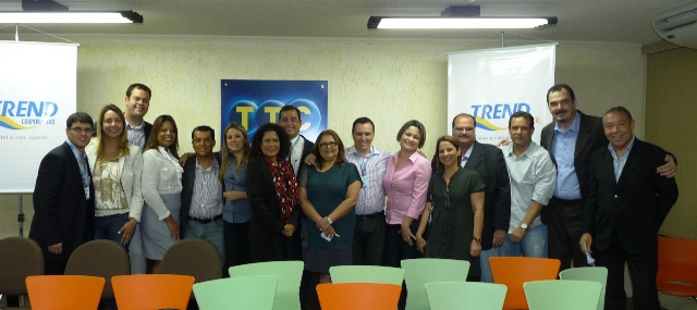 'Embaixadores de Sergipe' capacitam agentes da Trend e Tam Viagens