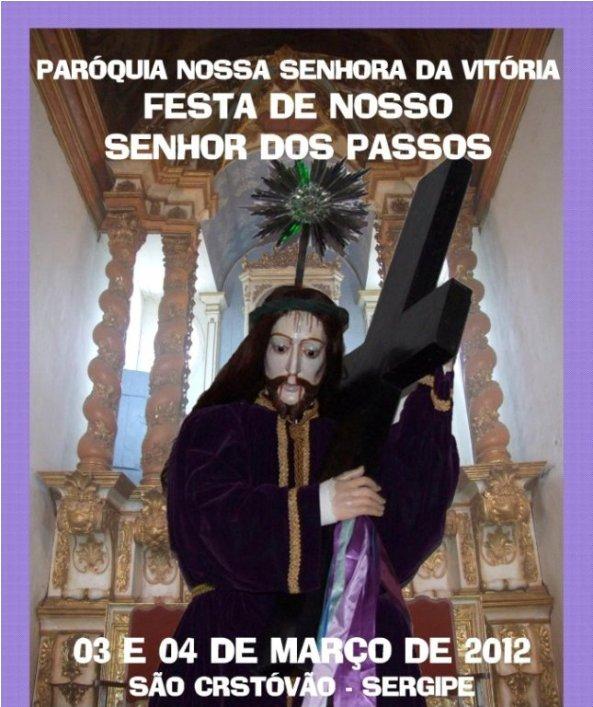 Festa de Nosso Senhor dos Passos em São Cristóvão