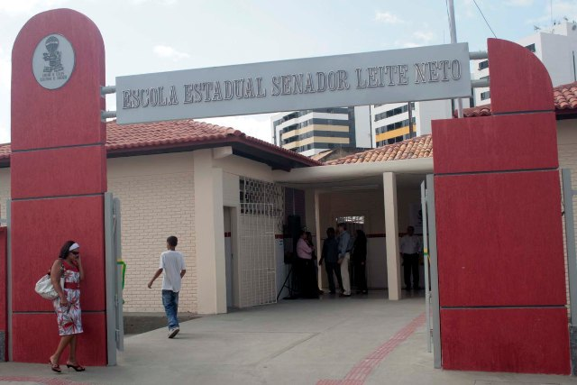 Governo autoriza reforma de 31 escolas e construção de 5 quadras esportivas