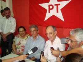 Presidente do PT assegura candidatura própria em Aracaju