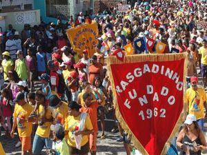 Bloco Rasgadinho consolida o Carnaval de rua de Aracaju