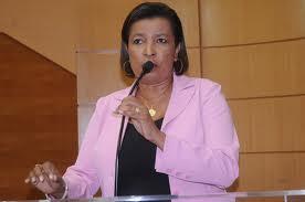 Deputada Conceição Vieira declara voto a Rogério Carvalho