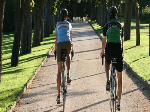 SMTT Aracaju chegada da primavera com passeio ciclístico