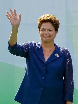 Aprovação pessoal de Dilma sobe e atinge 77%, aponta Ibope