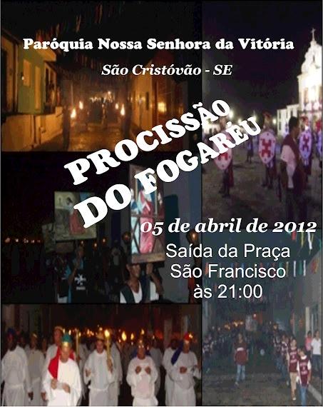 Igrejas de São Cristóvão, SE, vão ter vasta programação na Semana Santa