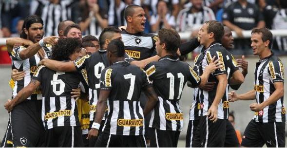Botafogo conquista Taça Rio contra Vasco e decide Estadual com o Fluminense