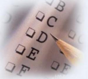 Todos os participantes serão avaliados por meio de provas objetivas, previstas para o dia 27 de julho de 2014.  (Foto: Reprodução)