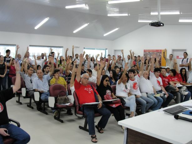 Professores da UFS retornam às atividades a partir do dia 24