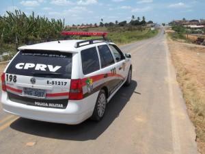 Em casos de emergências o cidadão deve ligar para o telefone 198 de qualquer região do Estado. (Foto: Ascom/ CPRv)