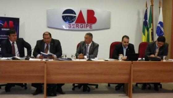 OAB/SE representará chefe do Ministério Público no CNMP