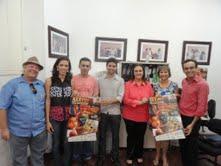 Laranjeiras: prefeitura lança cartaz do Encontro Cultural