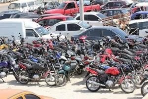 PRF Sergipe realizará leilão de veículos na próxima quarta-feira, 12