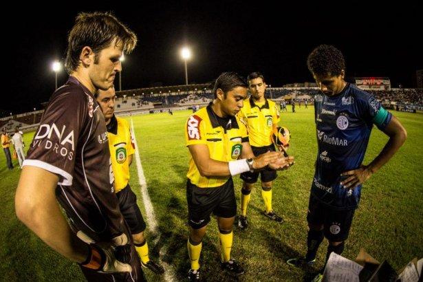 Confiança vence o Guarani de Campinas pela Copa do Brasil