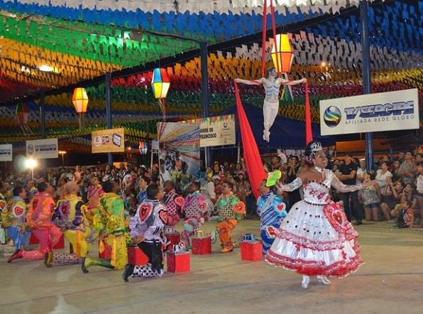 Concurso de Quadrilhas Juninas da TV Sergipe começa no dia 24 de maio