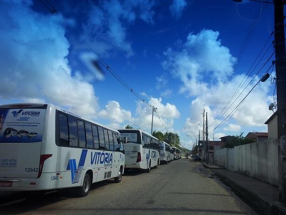 A Virória Transportes deve assumir nas próximas horas as linhas da VCA.(Foto: SE Notícias)