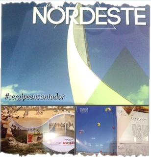 Revista sobre turismo do Nordeste será lançada em Aracaju