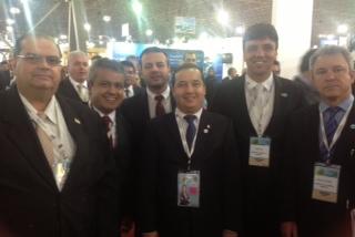 Sergipe participa da abertura da Feira de Turismo das Américas - ABAV