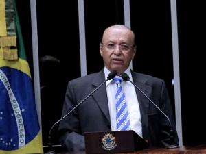 Senador diz que aguarda definição do quadro político em Sergipe. (Divulgação).