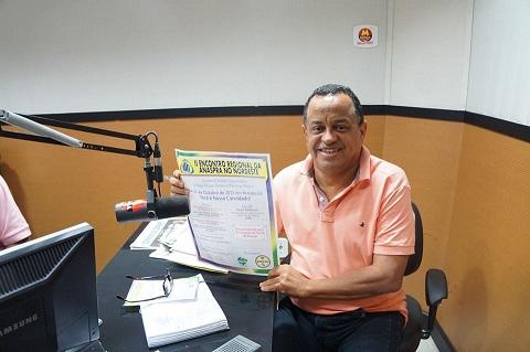 A Secretaria de Estado de Justiça investiga servidor que vazou foto de George Magalhães