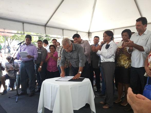 Projeto Carnalita está nas mãos do prefeito de Capela