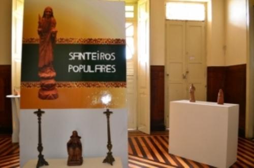 Exposição no Museu de Arte Sacra de Laranjeiras