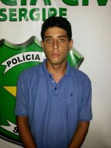 Michael Ricardo | Foto: Ascom SSP-SE