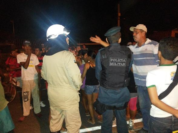 Os manifestantes liberaram a rodovia, mas prometeram que se não houver solução nos próximos dias, a rodovia será fechada por completo na próxima terça-feira, dia 22. (Foto: SE Notícias)