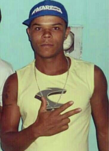 """Adenilson dos Santos Tavares, 19 anos, vulgo """"Dico"""". (Foto: SSP/SE)"""