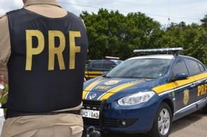 Polícia Rodoviária Federal. (Foto: Reprodução)