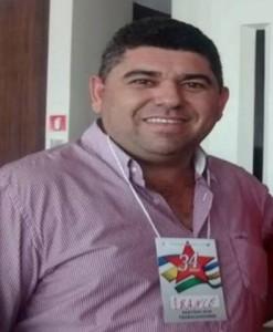 Franco Ramos é funcionário público, e estava na companhia de um motorista.(Foto: arquivo pessoal)
