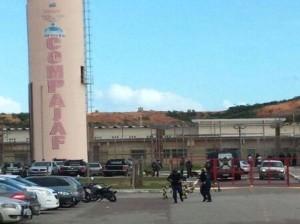 Quatro detentos fogem de presídio de segurança máxima, em Aracaju