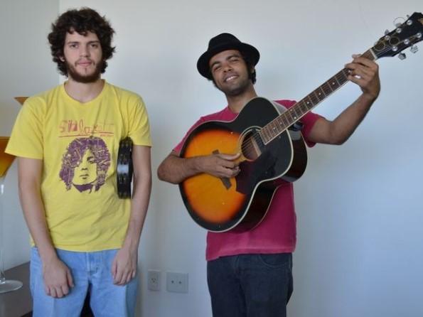 The Baggios concorre ao Grammy Latino como novo álbum Vulcão