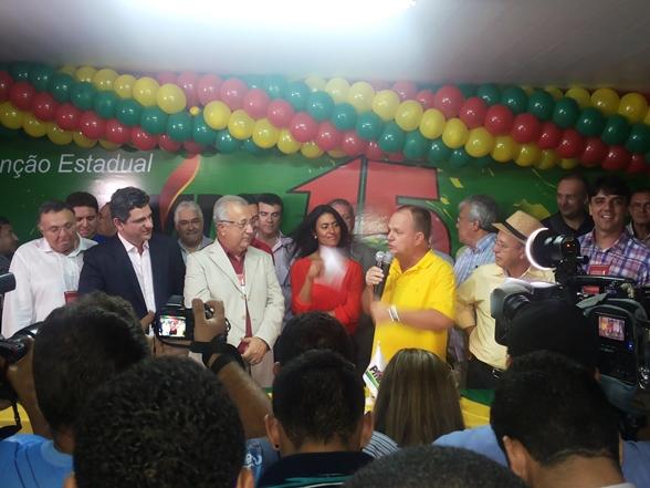 Belivaldo Chagas vai compor chapa encabeçada pelo PMDB. (Foto: SE Notícias)