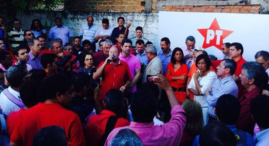 Após o mandato como deputado estadual, o parlamentar segue para esse novo desafio por uma vaga no Legislativo federal.(Foto: Foto: Luiz Fernando)