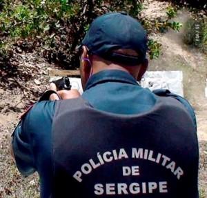 PM reforça ações de blitz através da Operação Sergipe Mais Seguro. (Divulgação)