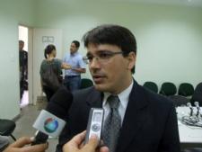 Promotor de Justiça Dr. Sandro Luiz da Costa. (Divulgação)