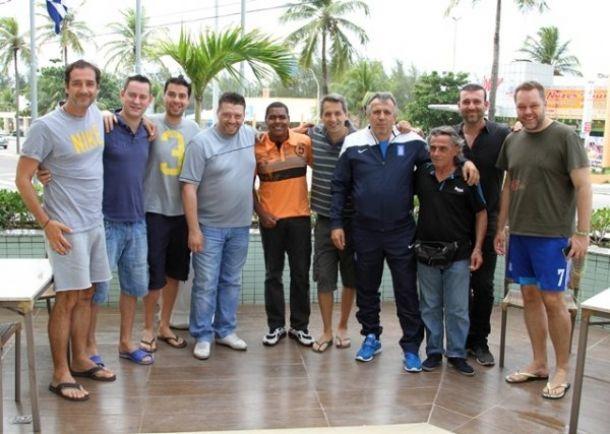 Turistas estrangeiros lotam Sergipe