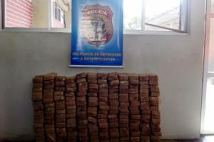 Polícia Federal realiza maior apreensão de crack do BR em Sergipe