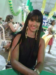 Edjane Mota, retornava da academia na última quarta-feira 2, quando foi morta. (Foto: arquivo pessoal)